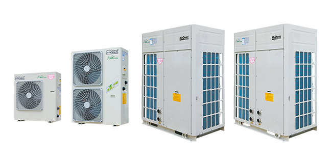 A+Super系列全变频家用中央空调