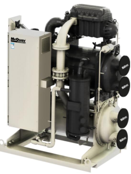 新品:麦克维尔WXE模块化磁悬浮变频离心式冷水机组上市
