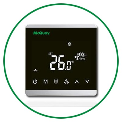 麦克维尔AC8800触摸屏温控器